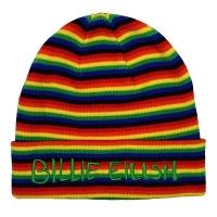 BILLIE EILISH Stripes ニット帽