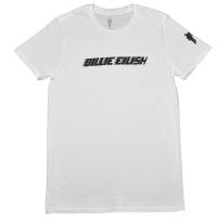 BILLIE EILISH Black Racer Logo Tシャツ