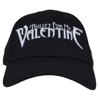 BULLET FOR MY VALENTINE Logo ベースボールキャップ