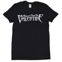 BULLET FOR MY VALENTINE Logo Tシャツ