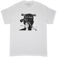 B品 BLACK FLAG In My Head Tシャツ
