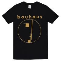 BAUHAUS Spirit Logo Gold Tシャツ