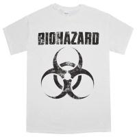 BIOHAZARD Classic Logo Tシャツ
