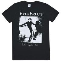 BAUHAUS Bela Lugosi's Dead Tシャツ BLACK