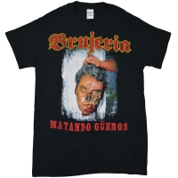 Brujeria Matando Gueros Tシャツ