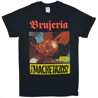Brujeria Machetazos Tシャツ