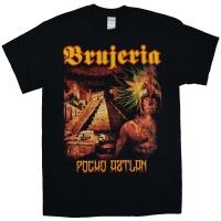 Brujeria Pocho Aztlan Tシャツ