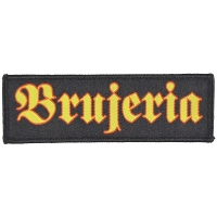 Brujeria Logo ワッペン