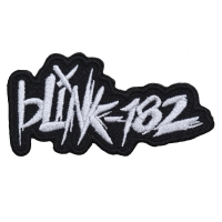 BLINK-182 Scratch Patch ワッペン