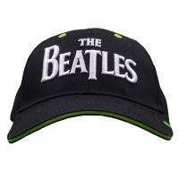 THE BEATLES Drop T Logo Badge ベースボールキャップ