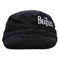 THE BEATLES Cord Drop Hat キャップ