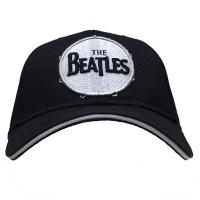 THE BEATLES Drum ベースボールキャップ
