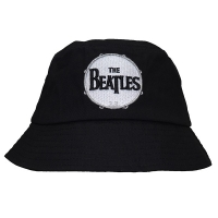 THE BEATLES Drum Logo バケットハット