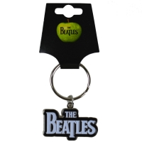THE BEATLES DROP LOGO キーホルダー