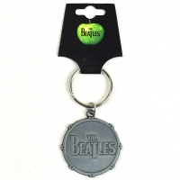THE BEATLES DRUM LOGO キーホルダー