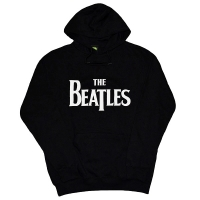 THE BEATLES Drop Logo プルオーバー パーカー