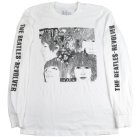 THE BEATLES Revolver ロングスリーブ Tシャツ