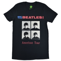 THE BEATLES American Tour 1964 Tシャツ