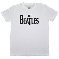 THE BEATLES Drop T Logo Tシャツ