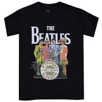 THE BEATLES Sgt Pepper Classic Tシャツ