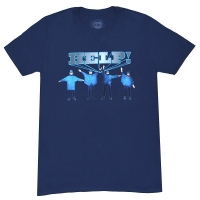 THE BEATLES Help Silver Tシャツ