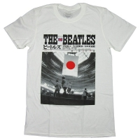 THE BEATLES Live At The Budokan Tシャツ