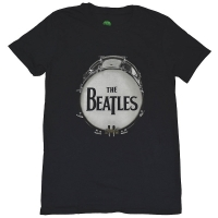THE BEATLES Original Drum Skin Tシャツ