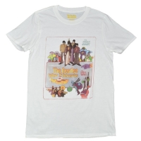 THE BEATLES Yellow Submarine Movie Poster Vintage Tシャツ