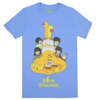 THE BEATLES Yellow Submarine Sub Sub Tシャツ