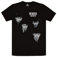 THE BEATLES Love Me Do Face Tシャツ