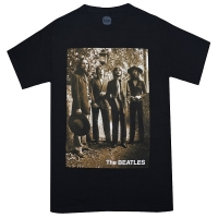 THE BEATLES Sepia 1969 Photo Tシャツ
