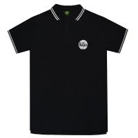 THE BEATLES Drum Logo ポロシャツ