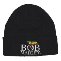 BOB MARLEY Logo ニット帽