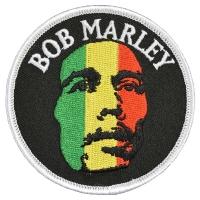 BOB MARLEY Marley Face ワッペン