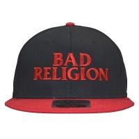 BAD RELIGION Logo ベースボールキャップ
