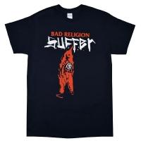 BAD RELIGION Black Suffer Tシャツ