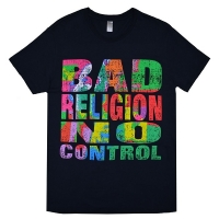 BAD RELIGION No Control Vintage Tシャツ