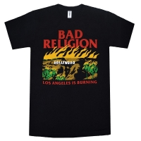 BAD RELIGION Burning Tシャツ