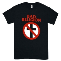 BAD RELIGION Classic Cross Buster Tシャツ