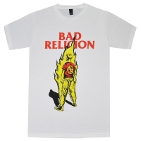 BAD RELIGION Boy On Fire Tシャツ