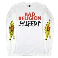 BAD RELIGION Suffer ロングスリーブ Tシャツ