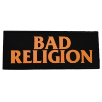 BAD RELIGION Classic Text ワッペン