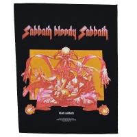 BLACK SABBATH Sabbath Bloody Sabbath バックパッチ
