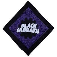 BLACK SABBATH Logo バンダナ