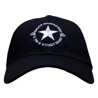 BRUCE SPRINGSTEEN Circle Star Logo スナップバックキャップ
