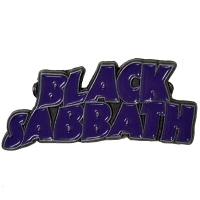 BLACK SABBATH Logo ピンバッジ