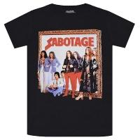 BLACK SABBATH Sabotage Tシャツ