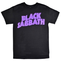 BLACK SABBATH Logo Tシャツ