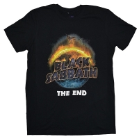 BLACK SABBATH The End Tシャツ
