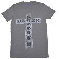 BLACK SABBATH Cross Logo Tシャツ